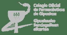 Logotipo COFGI, Colegio Oficial de Farmacéuticos de Gipuzkoa