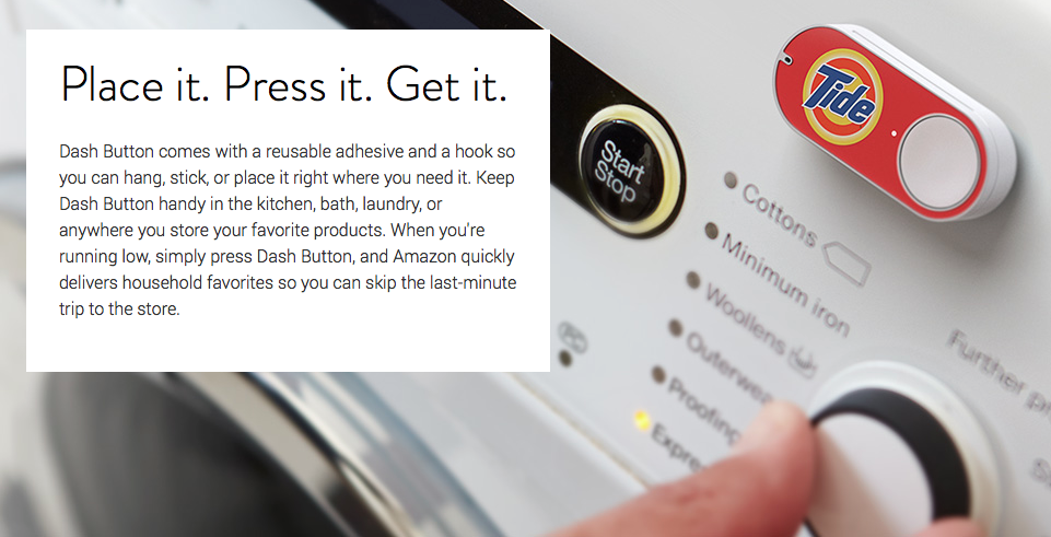 Dash Button Amazon Premium