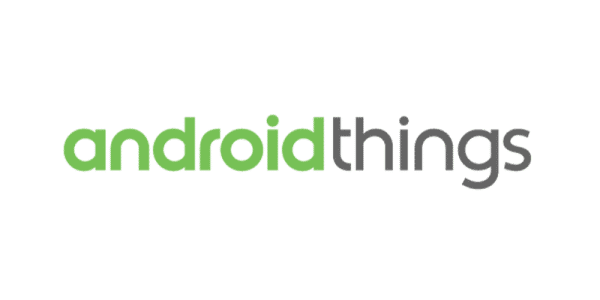 Android Things Logo by Batura