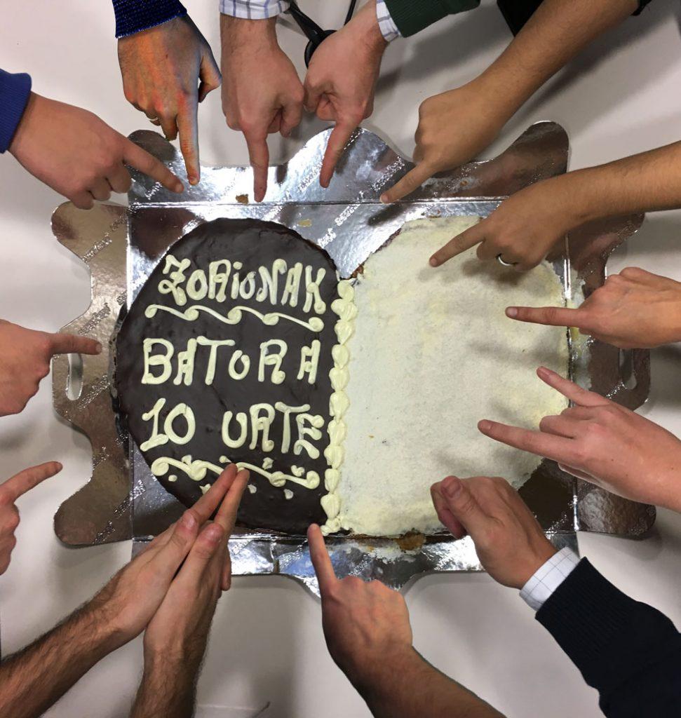 10 Aniversario Batura
