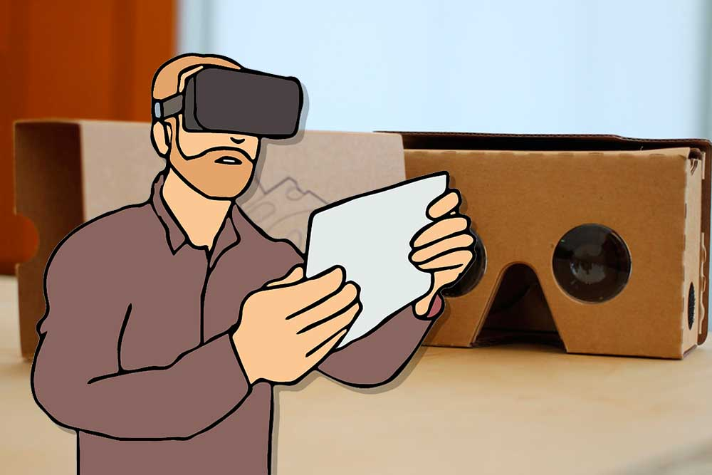 Google CardBoard Realidad Virtual