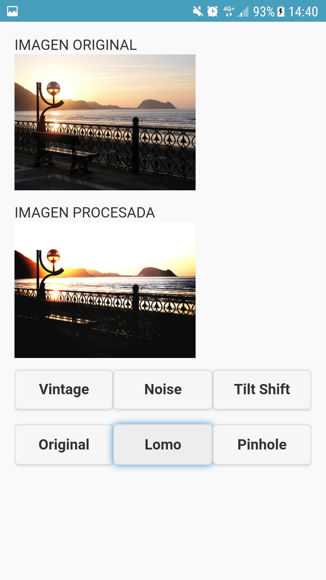 Filtros procesamiento imagen