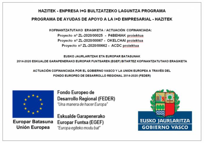 Programa HAZITEK 2020 - Programa de apoyo a la I+D Empresarial del Gobierno Vasco