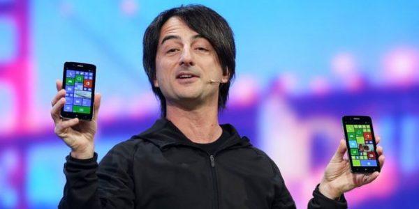Joe Belfiore de Microsoft en 2017